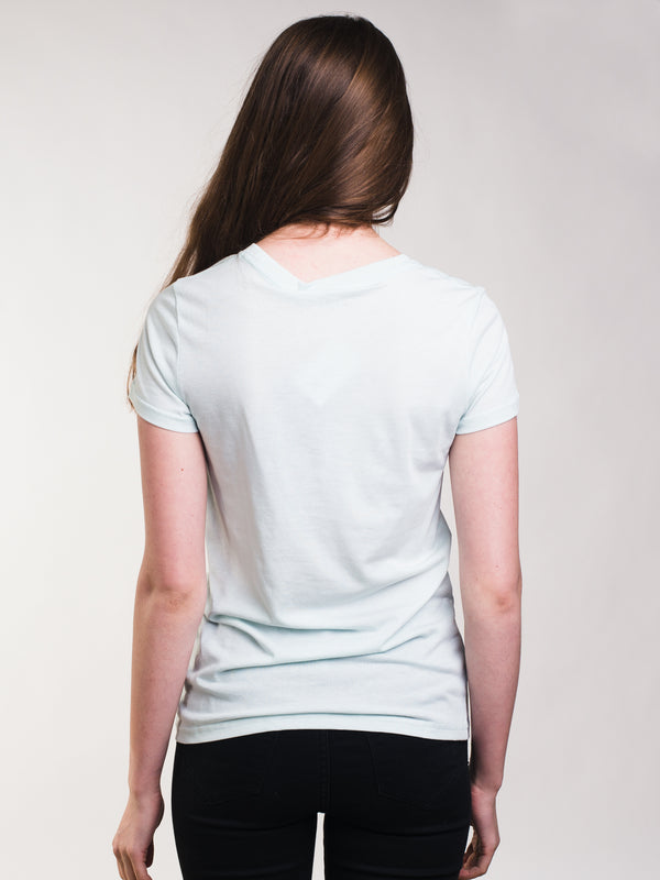 WOMENS RUBBER TEN TEE