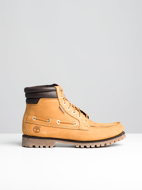 MENS OAKWELL 7EYE - WHEAT NUBUCK