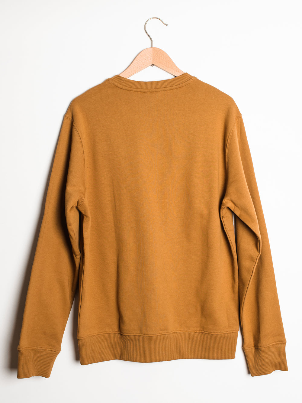 MENS CORE TREE LOGO CREW - WHEAT