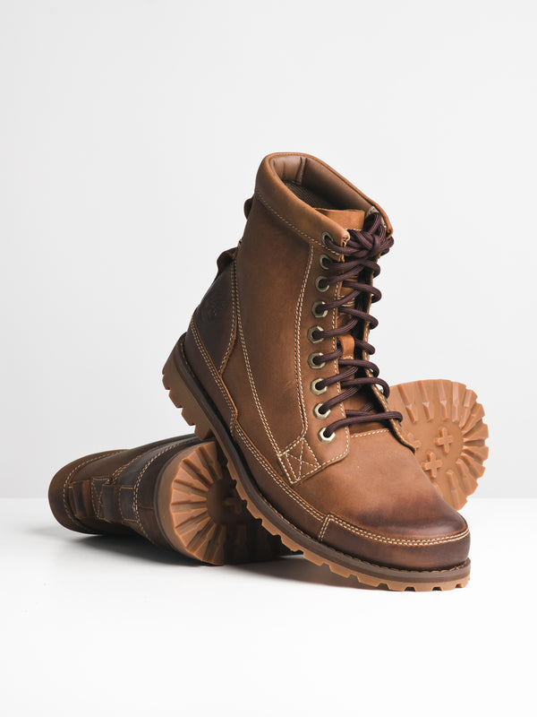 MENS EARTHKEEPERS 6' - MED BROWN