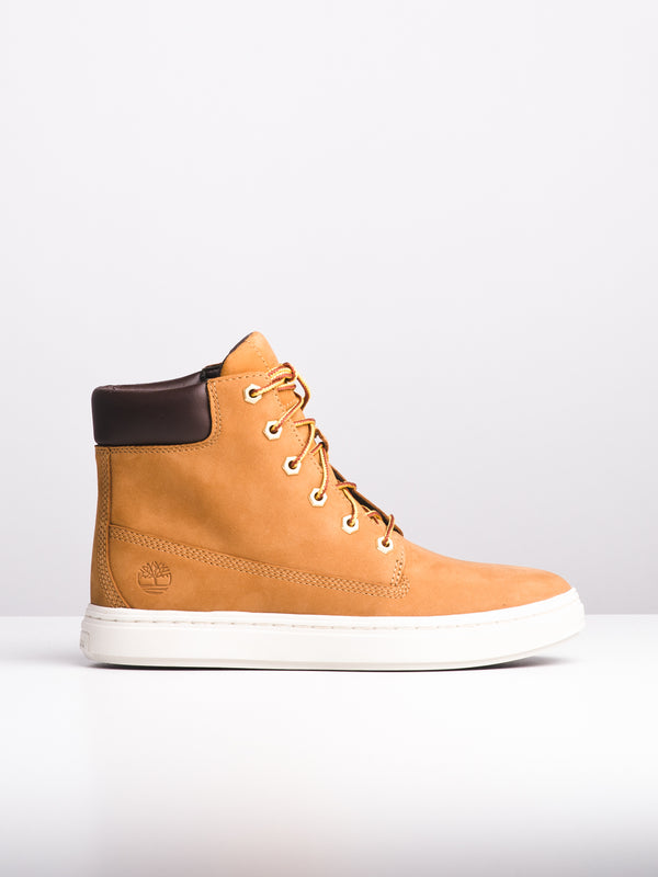 WOMENS LONDYN 6' - WHEAT NUBUCK