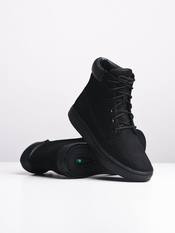 WOMENS LONDYN 6' - BLACK NUBUCK