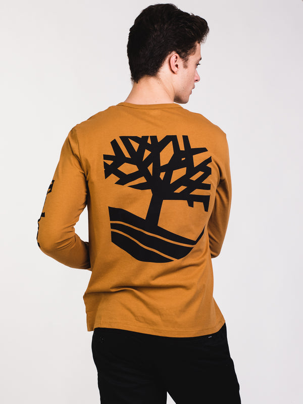 MENS SLS SEASONAL LOGO LONG SLEEVE T-SHIRT