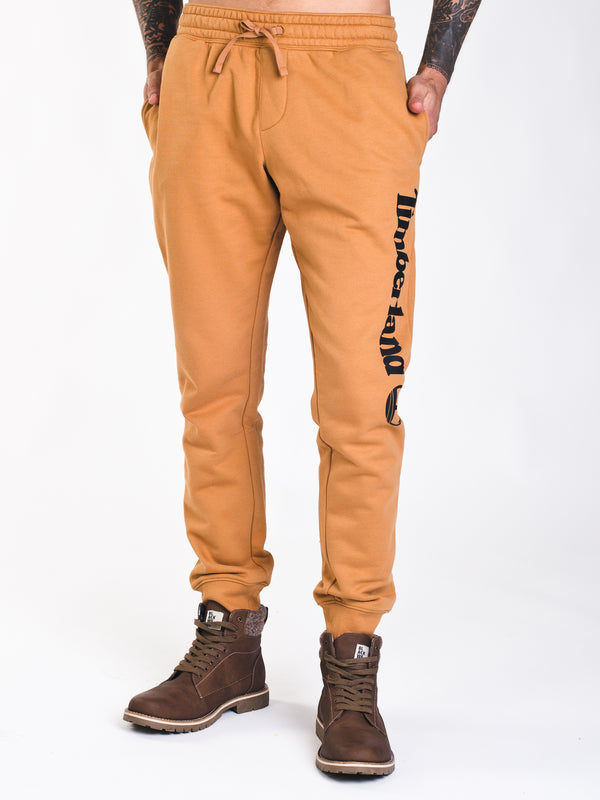 MENS SLS SWEATPANT - WHEAT BOOT