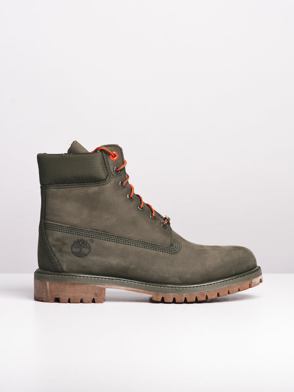 MENS ICON 6' PREMIUM - DARK GREEN