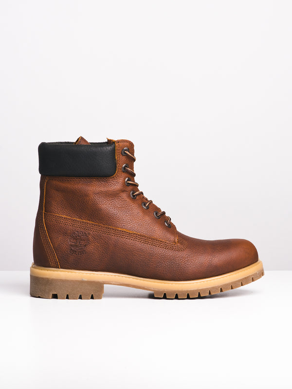 MENS HERITAGE 6' PREMIUM - BROWN