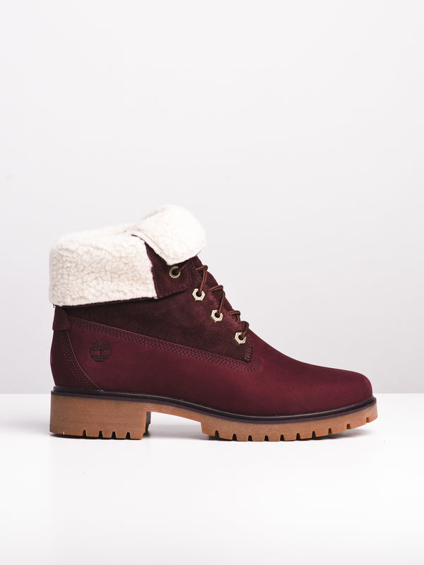 WOMENS JAYNE WP TEDDY FLEECE  BOOTS