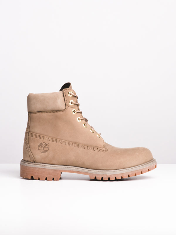 MENS ICON 6' PREMIUM - BEIGE