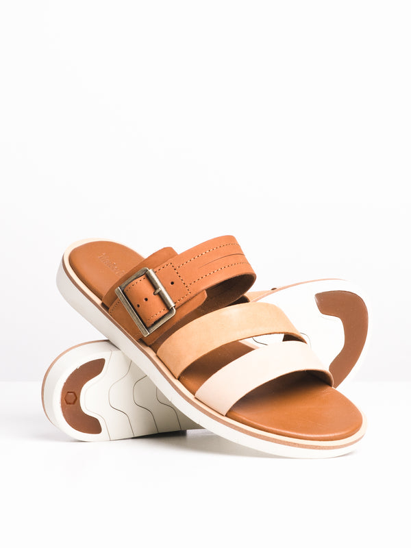 WOMENS ADLEY SHORE - BROWN - CLEARANCE
