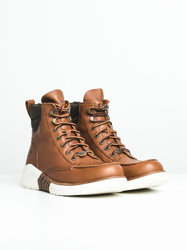 MENS MTCR MOC TOE BOOT - BROWN