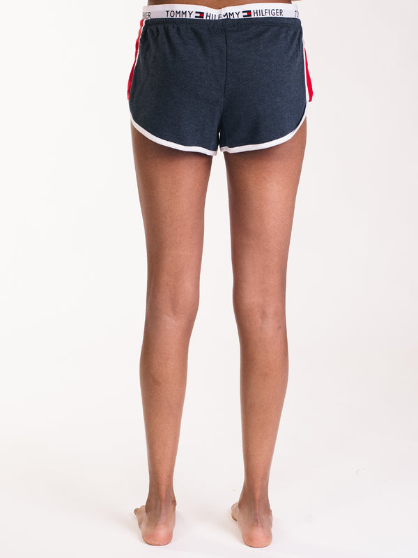 WOMENS TH RETRO SHORT - NAVY
