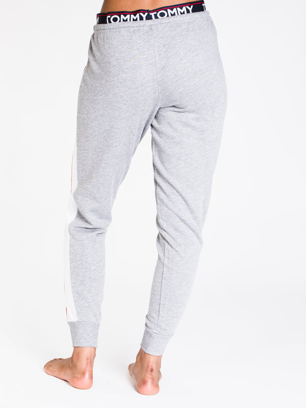 WOMENS ELAS WAIST CB SLEEP PNT - GREY