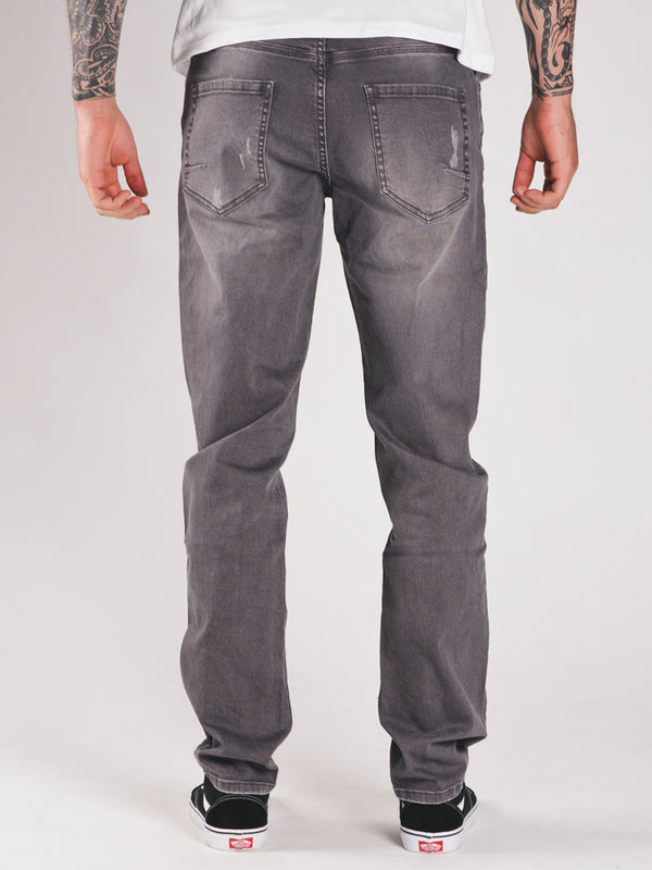 MENS STRETCH SKINNY DENIM JEANS