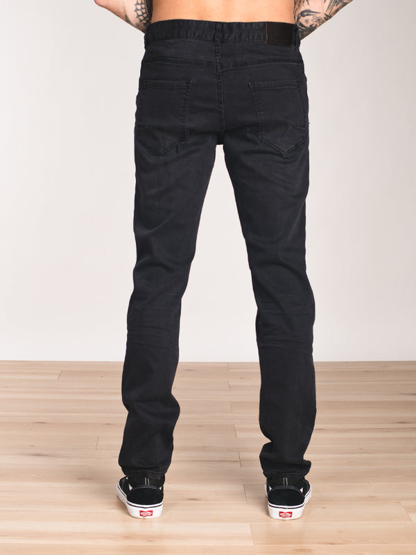 MENS STRETCH SKINNY DENIM