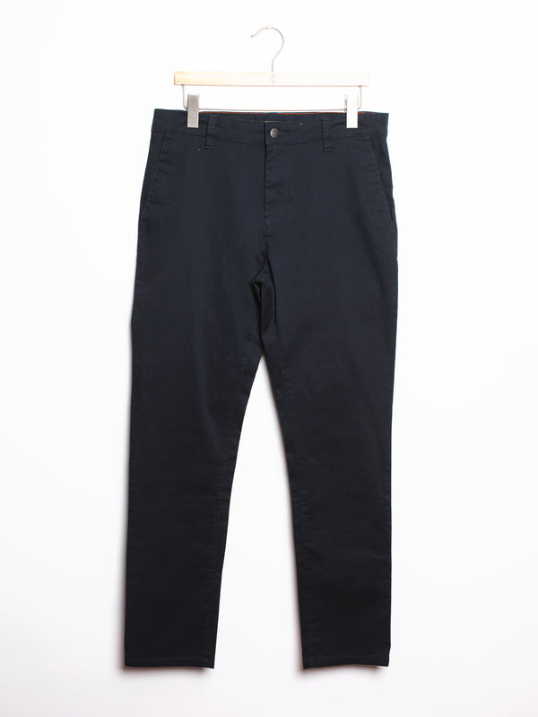 MENS SLIM CHINO - NAVY