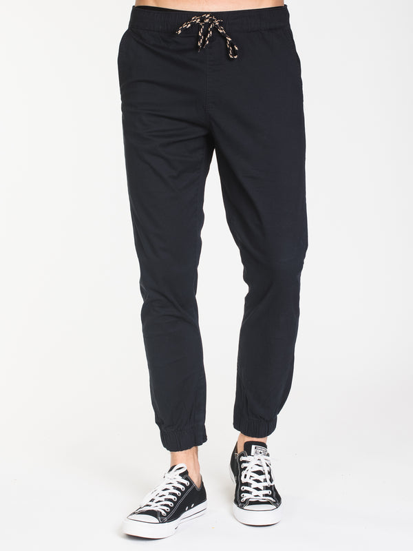 MENS CROCKETT RUGBY JOGGER - NAVY