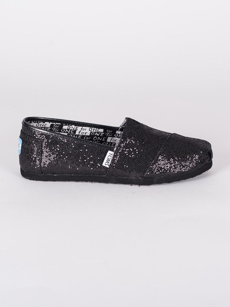 KIDS SEASONAL CLASSICS BLACK GLIMMER
