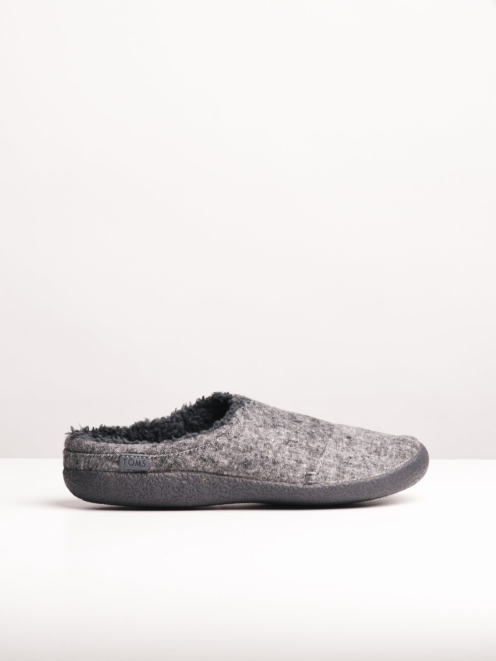 MENS BERKELEY  - GREY SLUB TEXTILE