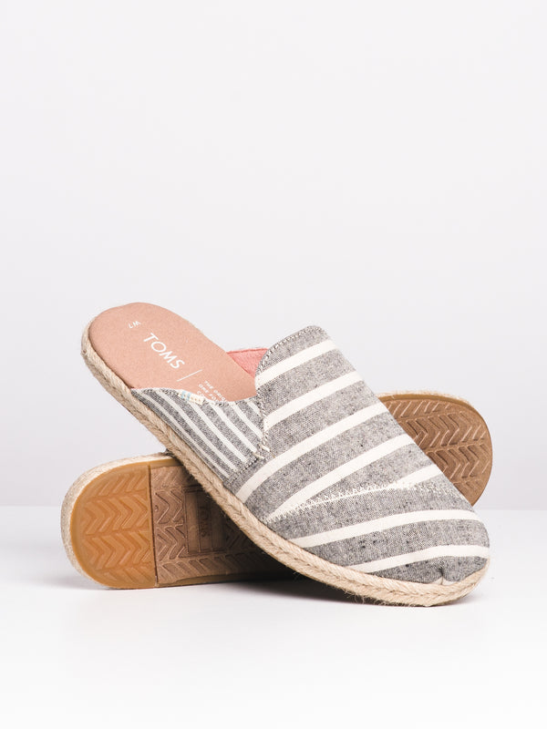 WOMENS NOVA - BLACK CABABA STRIPE