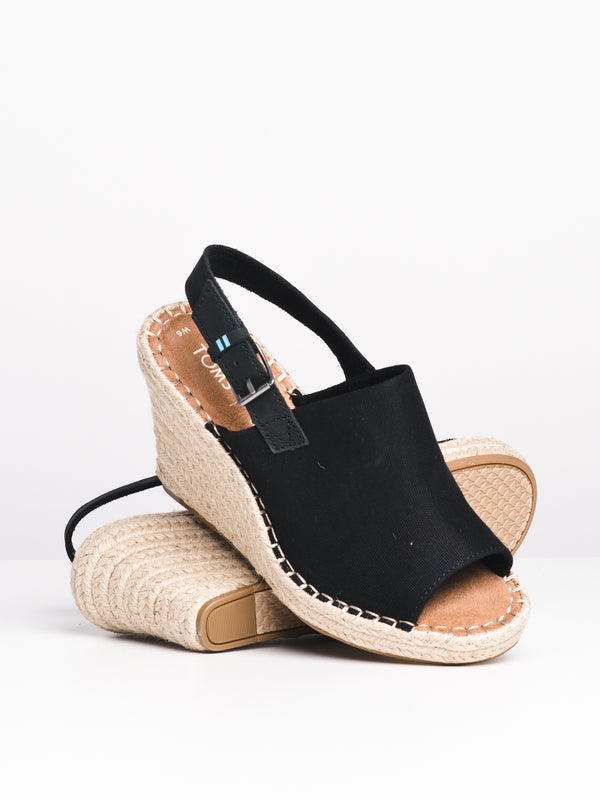 WOMENS MONICA - BLACK
