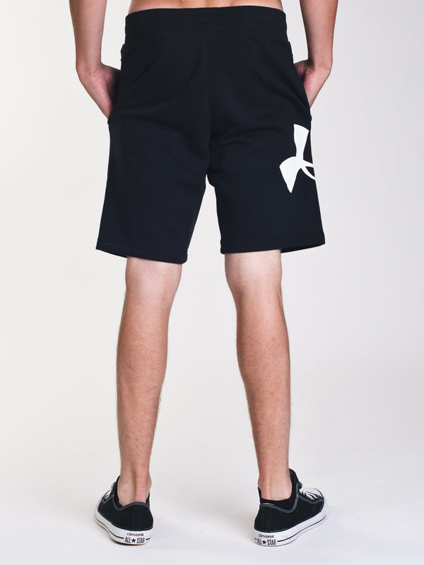 MENS RIVAL FLEECE LOGO SHORT