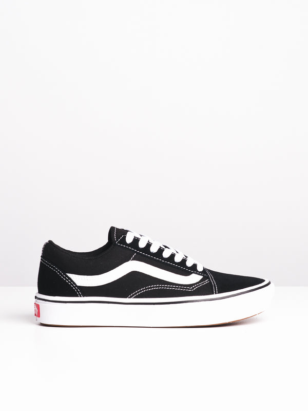 WOMENS COMFYCUSH OLD SKOOL - BLK/WHT
