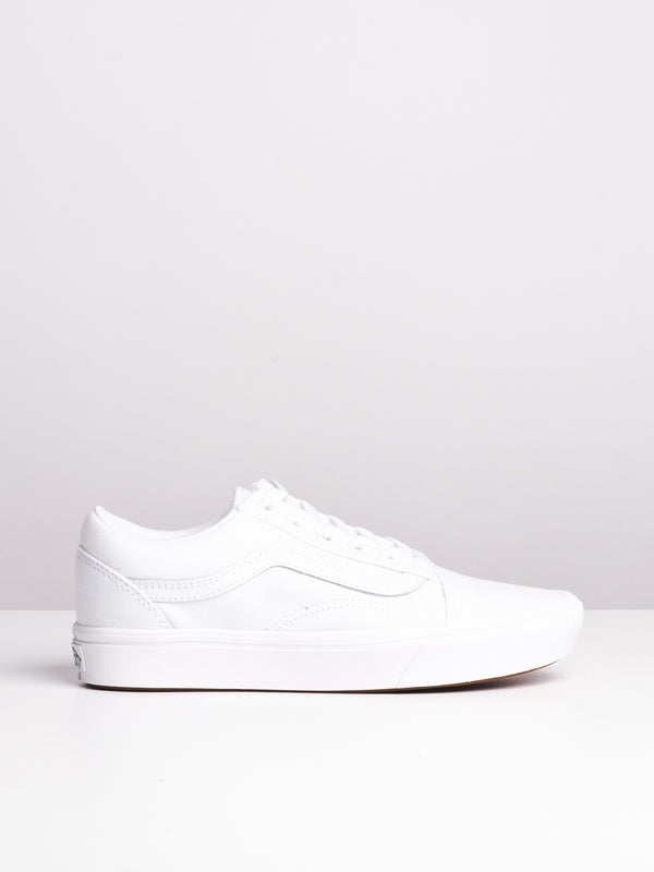 WOMENS COMFYCUSH OLD SKOOL - WHITE