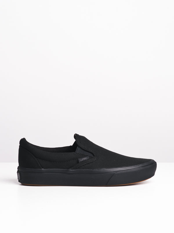 WOMENS COMFYCUSH SLIP ON - BLACK