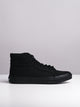 WOMENS SK8 HI SLIM BLACK/BLACK SNEAKERS