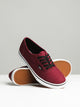 WOMENS AUTH LO PRO CANVAS SHOES SNEAKER