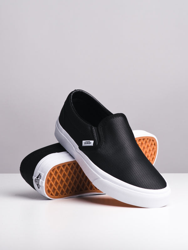 WOMENS CLASSIC SLIP ON CANVAS SHOES