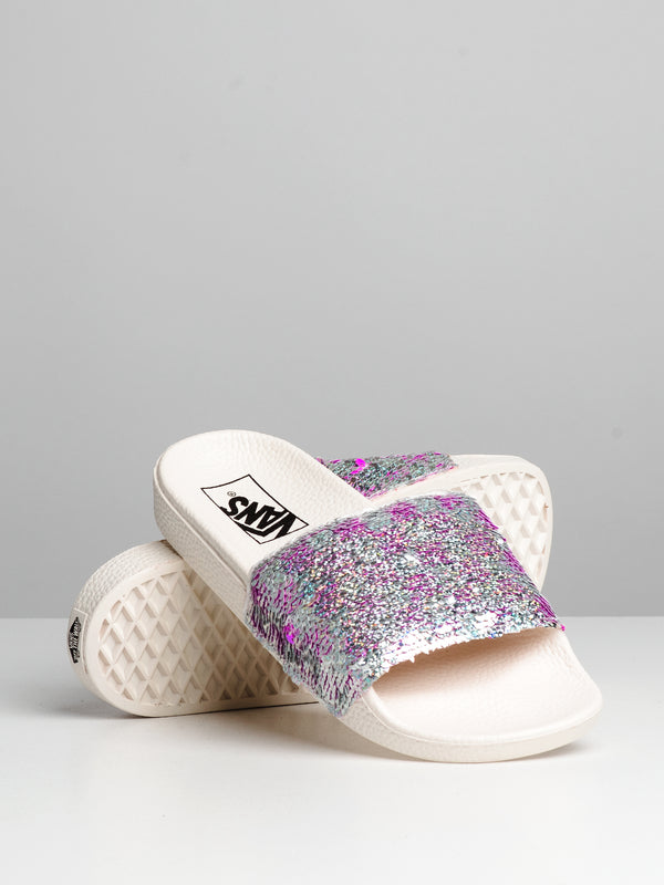 WOMENS SLIDE ON