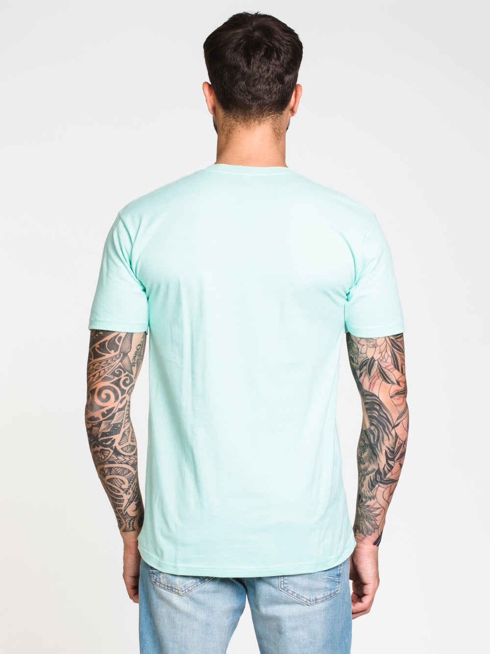 MENS VANS CLASSIC SHORT SLEEVE T-SHIRT- MINT