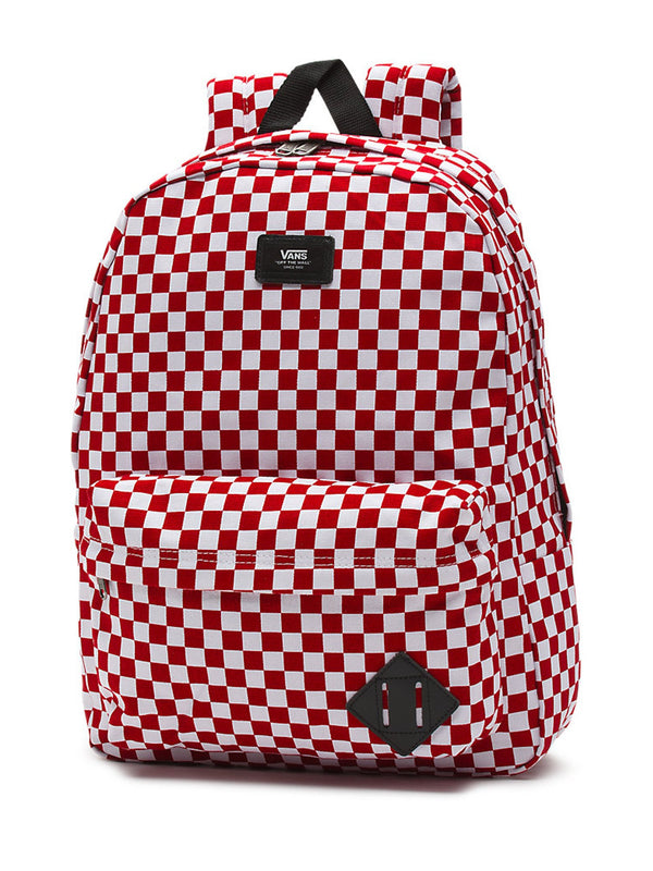 OLD SKOOL II BACKPACK - R/W CHECK- CLEARANCE