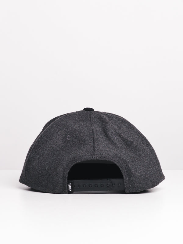 FULL PATCH S/B HAT - ASPHALT
