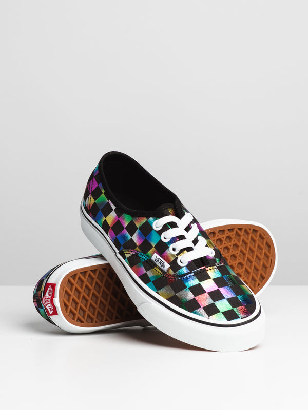 WOMENS AUTHENTIC - IRID CHECK