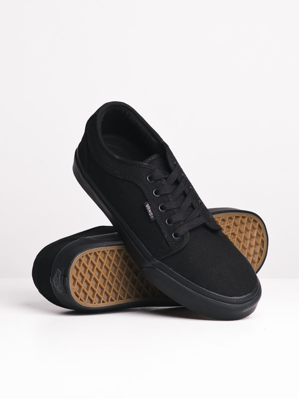 MENS CHUKKA LO BLACKOUT SNEAKERS