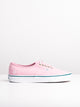 MENS AUTHENTIC - CARMINE ROSE
