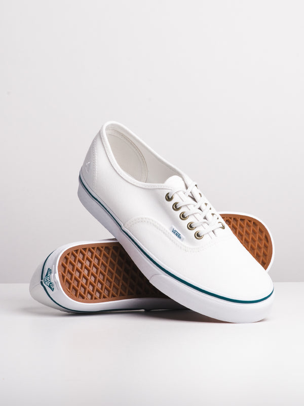 MENS AUTHENTIC - WHITE/OCEAN