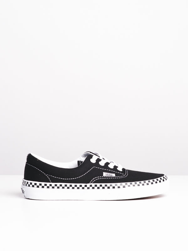 WOMENS ERA CHECK FOXING - BLK/WHT