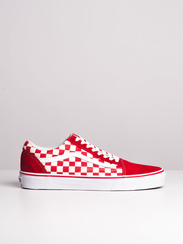 MENS OLD SKOOL - PRIMARY CHECK