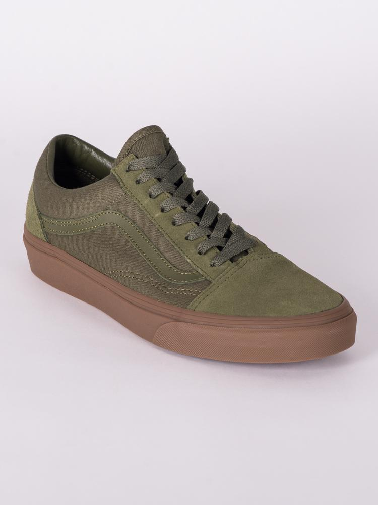 af168fa5f27e MENS OLD SKOOL SUEDE CANVAS - CLEARANCE