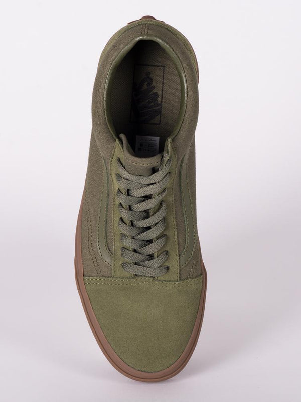 MENS OLD SKOOL SUEDE/CANVAS - CLEARANCE