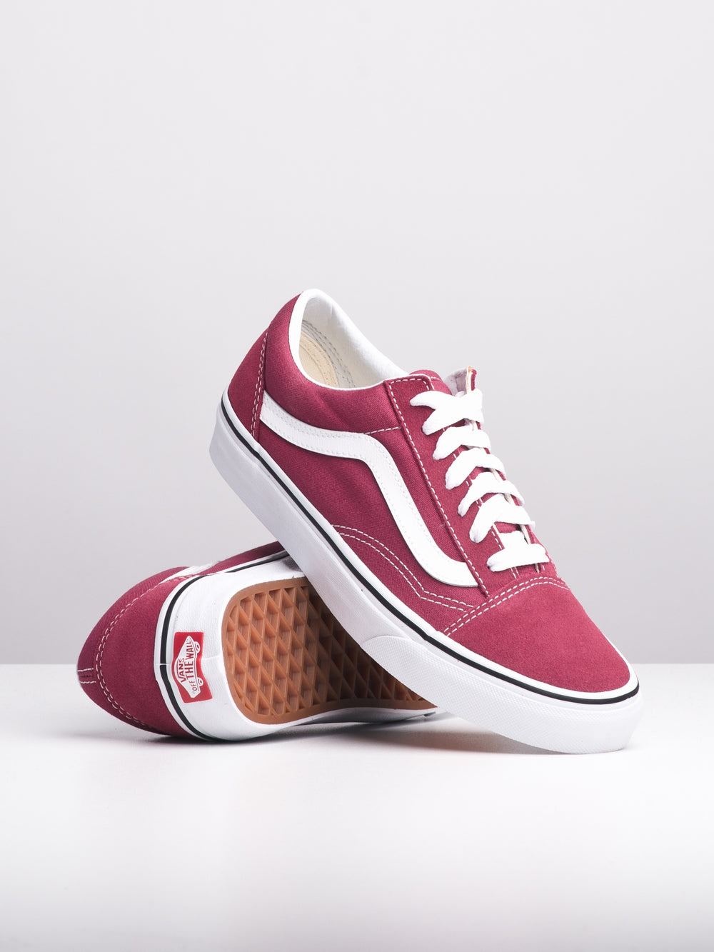 a663c647fa51 WOMENS OLD SKOOL - DRY ROSE WHITE