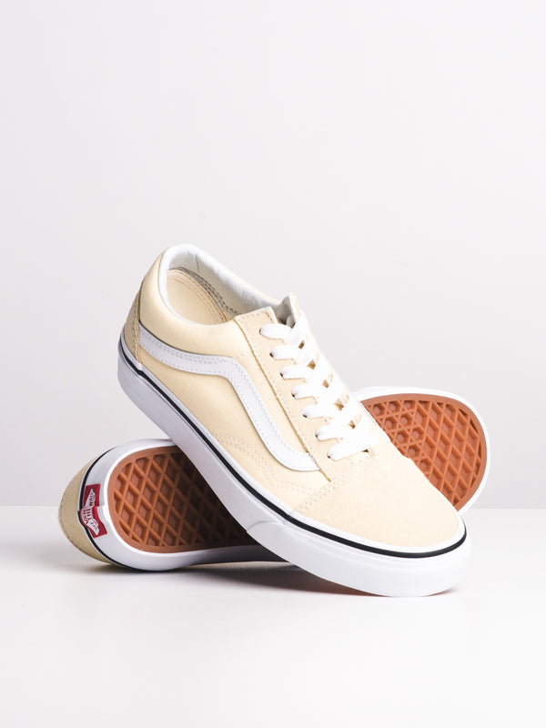 WOMENS OLD SKOOL - VANILLA CUSTARD