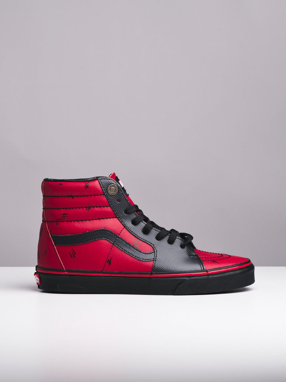 cc08ff305171 MENS SK8 HI - MARVEL DEADPOOL