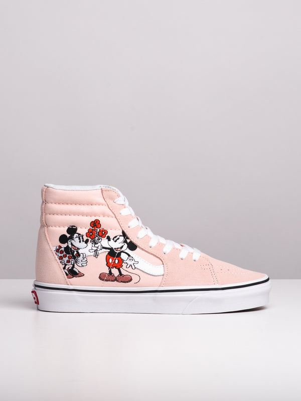 WOMENS DISNEY SK8 HI MICKEY & MINNIE