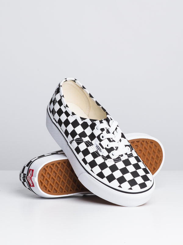 WOMENS AUTH PLATFORM 2.0 - CHECKER