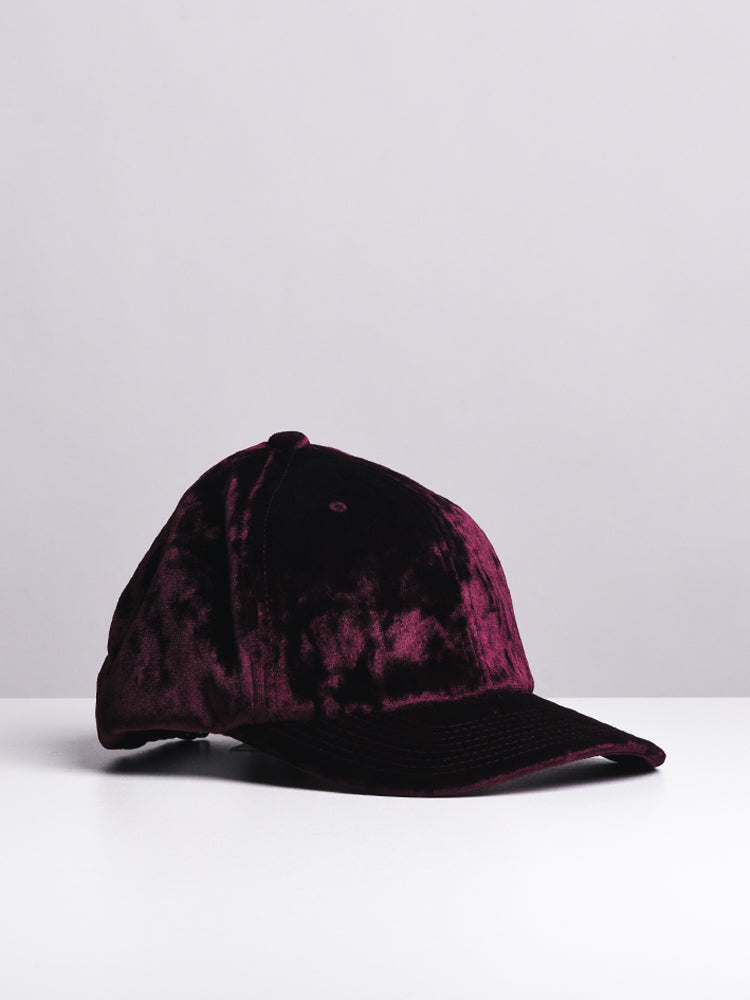 GLAZIER HAT - BURGUNDY - CLEARANCE