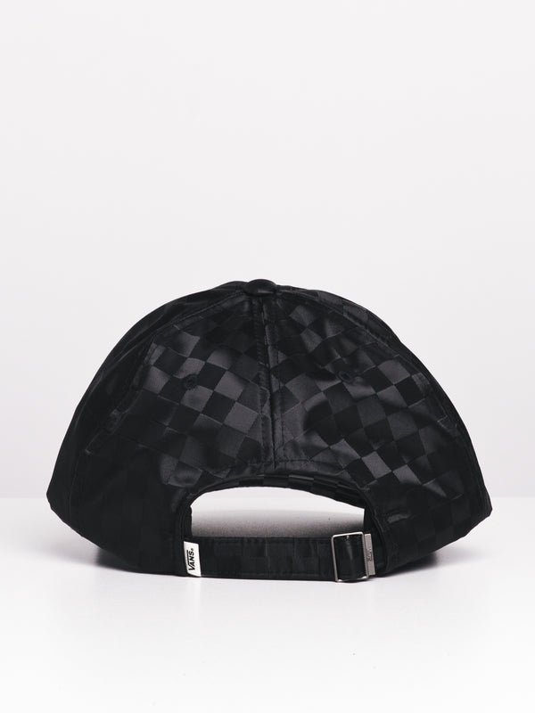 GLAZIER HAT - BLACK CHECKER